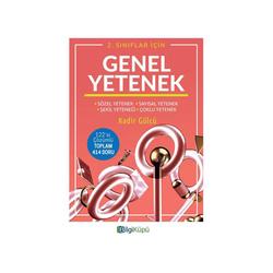 Bilgiküpü Yayınları - BilgiKüpü Yayınları 2. Sınıf Genel Yetenek