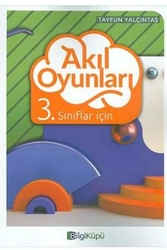 Bilgiküpü Yayınları - BilgiKüpü Yayınları 3. Sınıf Akıl Oyunları
