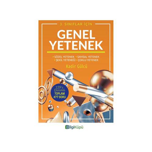 BilgiKüpü Yayınları 3. Sınıf Genel Yetenek