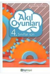 Bilgiküpü Yayınları - BilgiKüpü Yayınları 4. Sınıf Akıl Oyunları