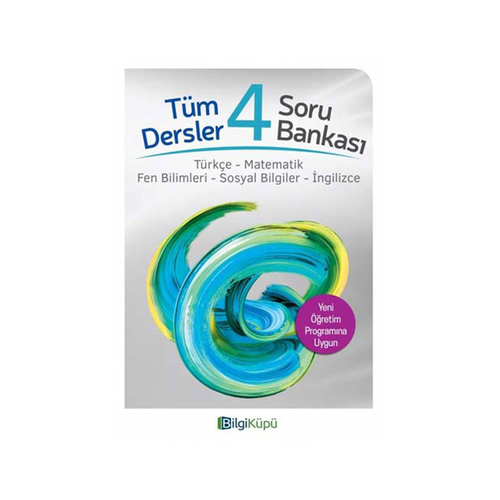 BilgiKüpü Yayınları 4. Sınıf Tüm Dersler Soru Bankası