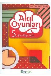 Bilgiküpü Yayınları - BilgiKüpü Yayınları 5. Sınıf Akıl Oyunları