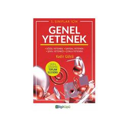 Bilgiküpü Yayınları - BilgiKüpü Yayınları 5. Sınıf Genel Yetenek