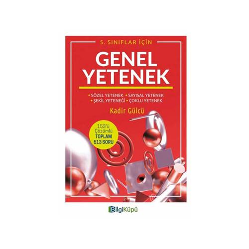 BilgiKüpü Yayınları 5. Sınıf Genel Yetenek