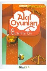 Bilgiküpü Yayınları - BilgiKüpü Yayınları 8. Sınıf Akıl Oyunları