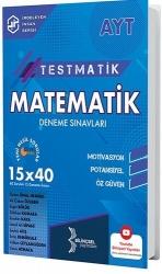 Bilinçsel Yayınları - Bilinçsel Yayınları 2021 AYT Testmatik Matematik Deneme Sınavları