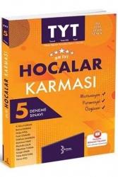 Bilinçsel Yayınları - Bilinçsel Yayınları TYT En İyi Hocalar Karması 5 Deneme Sınavı
