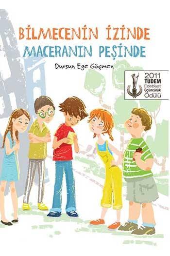 Tudem Yayınları - Bilmecenin İzinde Maceranın Peşinde Tudem Yayınları