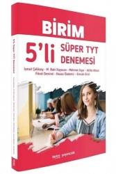 Birim Yayıncılık - Birim Yayıncılık TYT 5'li Süper Denemesi