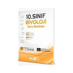 Biyotik Yayınları - Biyotik Yayınları 10. Sınıf Biyoloji Soru Bankası