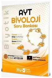 Biyotik Yayınları - Biyotik Yayınları AYT Biyoloji Soru Bankası
