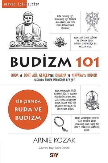 Say Yayınları - Budizm 101 Say Yayınları