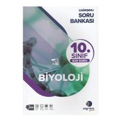 Çağrışım Yayınları - Çağrışım Yayınları 10. Sınıf Biyoloji Soru Bankası