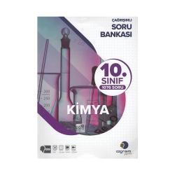 Çağrışım Yayınları - Çağrışım Yayınları 10. Sınıf Kimya Soru Bankası