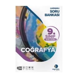 Çağrışım Yayınları - Çağrışım Yayınları 9. Sınıf Coğrafya Soru Bankası