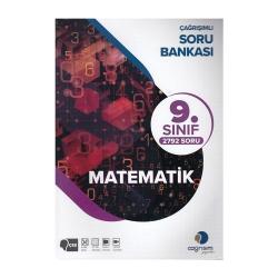 Çağrışım Yayınları - Çağrışım Yayınları 9. Sınıf Matematik Soru Bankası