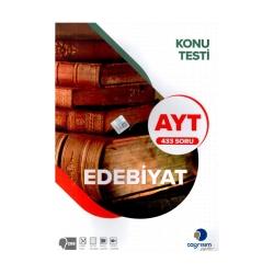 Çağrışım Yayınları - Çağrışım Yayınları AYT Edebiyat Konu Testi