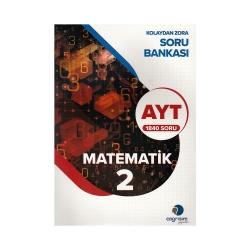 Çağrışım Yayınları - Çağrışım Yayınları AYT Matematik 2 Kolaydan Zora Soru Bankası
