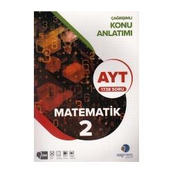 Çağrışım Yayınları - Çağrışım Yayınları AYT Matematik 2 Konu Anlatımı
