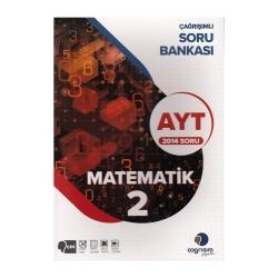 Çağrışım Yayınları - Çağrışım Yayınları AYT Matematik 2 Soru Bankası