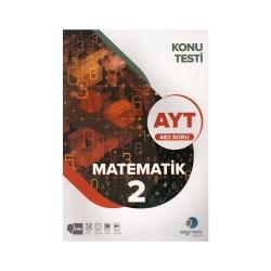 Çağrışım Yayınları - Çağrışım Yayınları AYT Matematik Konu Testi
