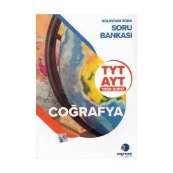 Çağrışım Yayınları - Çağrışım Yayınları TYT AYT Coğrafya Kolaydan Zora Soru Bankası