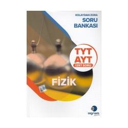 Çağrışım Yayınları - Çağrışım Yayınları TYT AYT Fizik Kolaydan Zora Soru Bankası