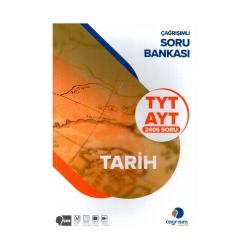 Çağrışım Yayınları - Çağrışım Yayınları TYT AYT Tarih 2406 Soru Bankası