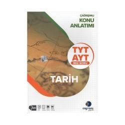 Çağrışım Yayınları - Çağrışım Yayınları TYT AYT Tarih Konu Anlatımı
