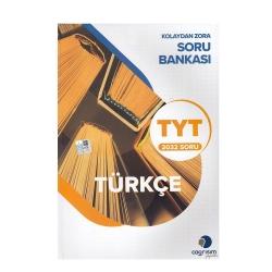 Çağrışım Yayınları - Çağrışım Yayınları TYT Türkçe Kolaydan Zora Soru Bankası