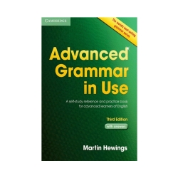 Cambridge - Cambridge Advanced Grammar İn Use With Answers Yeşil