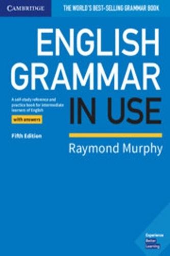 Cambridge English Grammar İn Use With Answers Mavi