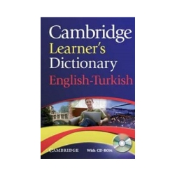 Cambridge - Cambridge Learners Dictionary English Turkish With CD