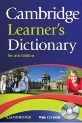 Cambridge - Cambridge Learners Dictionary Fourth edition