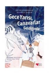 Can Çocuk Yayınları - Can Çocuk Yayınları Gece Yarısı Canavarlar Geldiğinde