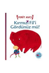 Can Çocuk Yayınları - Can Çocuk Yayınları Kırmızı Fili Gördünüz mü