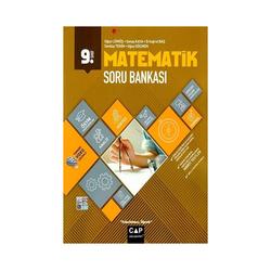 Çap Yayınları - Çap Yayınları 9. Sınıf Anadolu Lisesi Matematik Soru Bankası