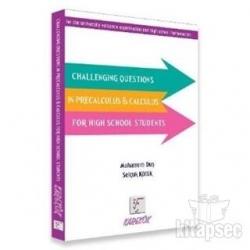 Karekök Yayınları - Challenging Questions in Precalculus Calculus for High School Students - Karekök Yayıncılık