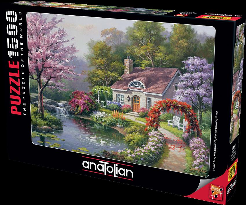 Anatolian - Çiçekli Ev / Spring Cottage In Full Bloom
