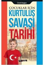 Kripto Yayınları - Çocuklar İçin Kurtuluş Savaşı Tarihi Kripto Basım Yayın
