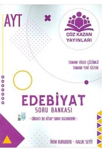 Çöz Kazan Yayınları - Çöz Kazan Yayınları AYT Edebiyat Soru Bankası