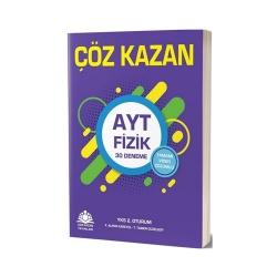 Çöz Kazan Yayınları - Çöz Kazan Yayınları AYT Fizik 30 Deneme