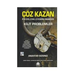 Çöz Kazan Yayınları - Çöz Kazan Yayınları Kilit Problemler Soru Bankası