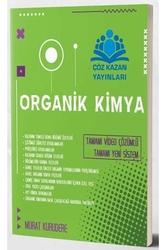Çöz Kazan Yayınları - Çöz Kazan Yayınları Organik Kimya Soru Bankası