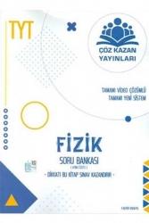Çöz Kazan Yayınları - Çöz Kazan Yayınları TYT Fizik Tamamı Video Çözümlü Soru Bankası