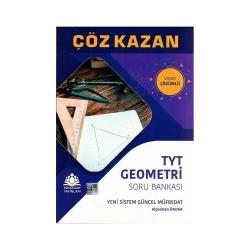 Çöz Kazan Yayınları - Çöz Kazan Yayınları TYT Geometri Soru Bankası