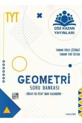 Çöz Kazan Yayınları - Çöz Kazan Yayınları TYT Geometri Tamamı Video Çözümlü Soru Bankası