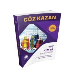 Çöz Kazan Yayınları - Çöz Kazan Yayınları TYT Kimya Soru Bankası