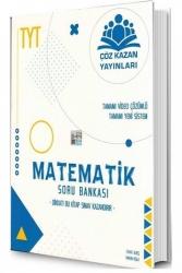 Çöz Kazan Yayınları - Çöz Kazan Yayınları TYT Matematik Tamamı Video Çözümlü Soru Bankası
