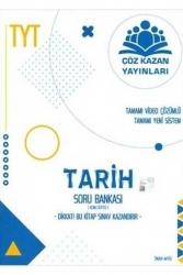 Çöz Kazan Yayınları - Çöz Kazan Yayınları TYT Tarih Tamamı Video Çözümlü Soru Bankası